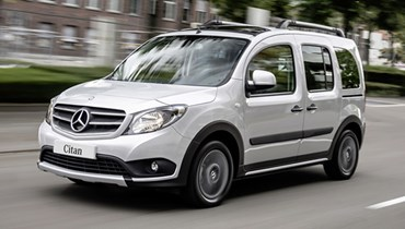 Mercedes-Benz Citan.