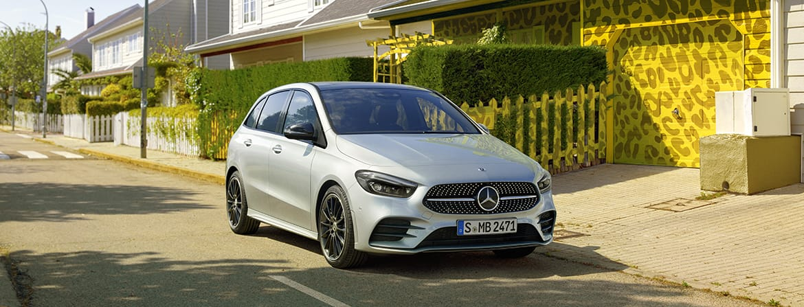 Mercedes-Benz B 180 d A Launch Edition Style