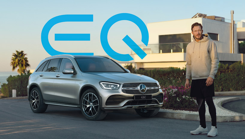 Mercedes-Benz GLC 300 e 4MATIC A Business EQ Power