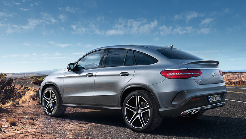 Gle coup veho for Mercedes benz gle coupe lease