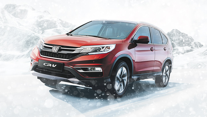 Honda CR-V Premium Plus